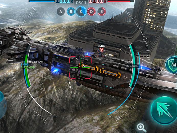 Hra Space Armada: Galaxy Wars