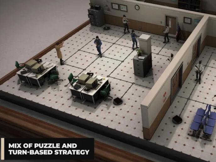Logická hra Spy Tactics