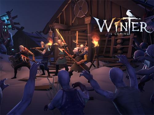 Hra Winter Survival