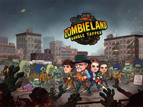 Hra Zombieland: Double Tapper