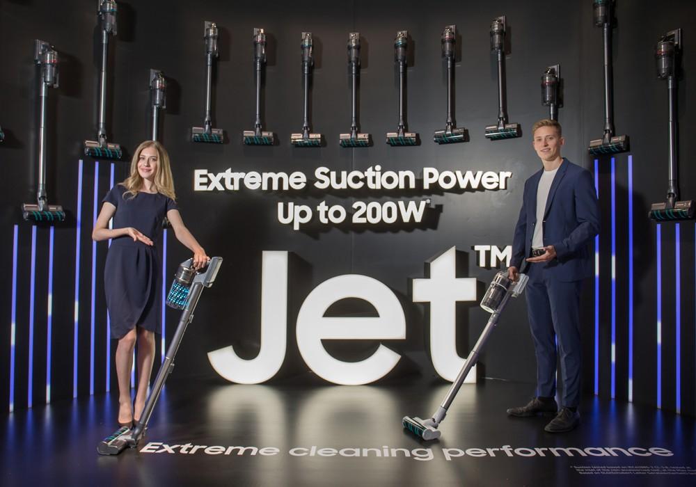 Vysavač POWERstick Jet