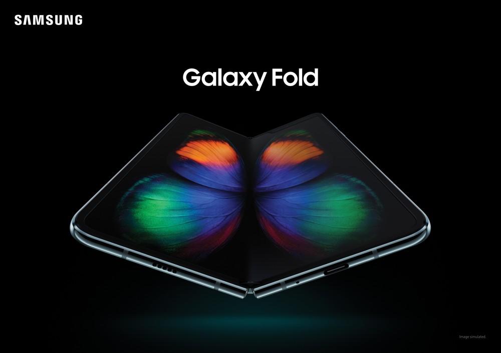 Samsung Galaxy Fold míří do prodeje