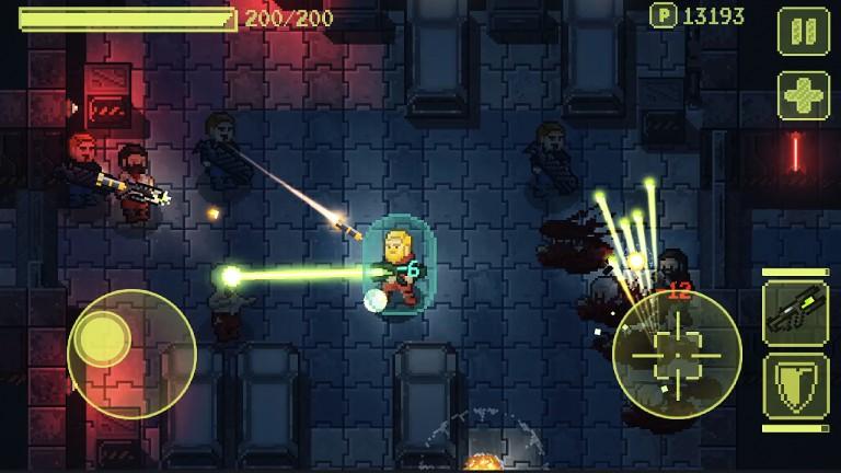 Hra Ailment - aktualizace hry