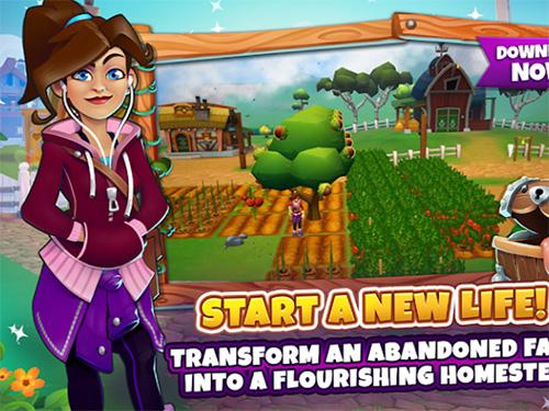 Hra Farmer's Fairy Tale