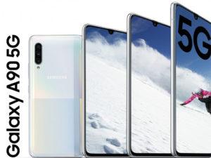 Samsung Galaxy A90 5G oficiálně