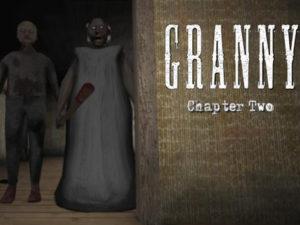 Arkádová hra Granny: Chapter Two