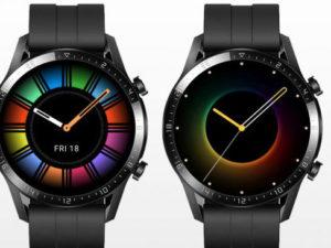 Huawei a Harmony OS na chytrých hodinkách GT2