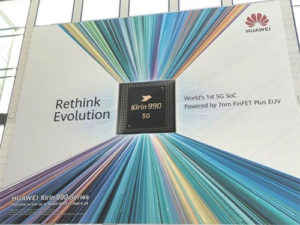 Huawei potvrdil existenci Kirin 990 na IFA 2019