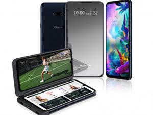 LG G8X ThinQ oficiálně