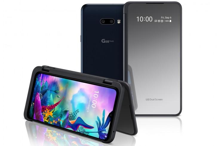 LG G8X