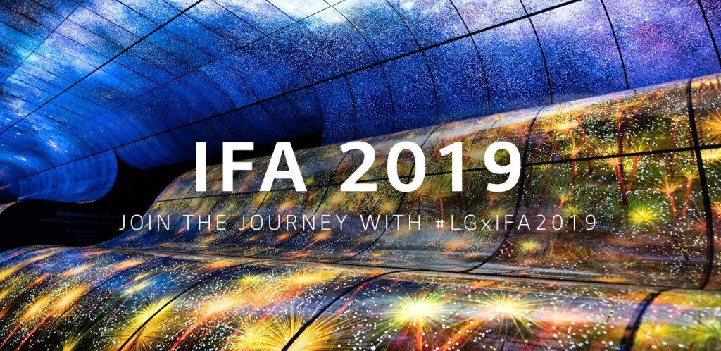 LG na IFA 2019