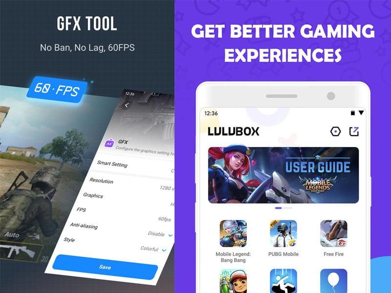 Aplikace LuluBox