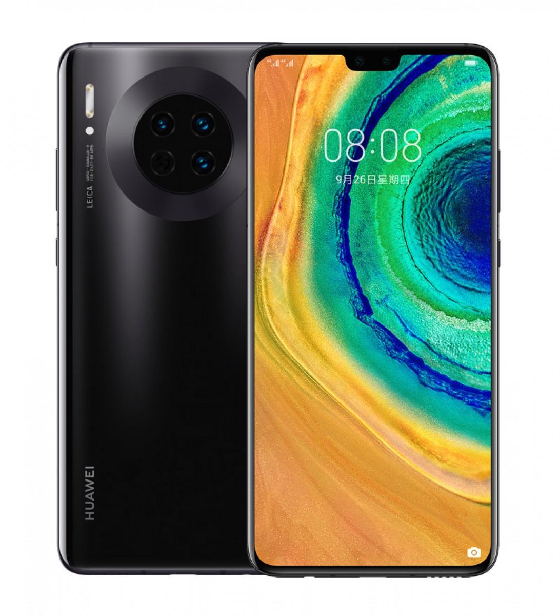 Huawei Mate 30 černá