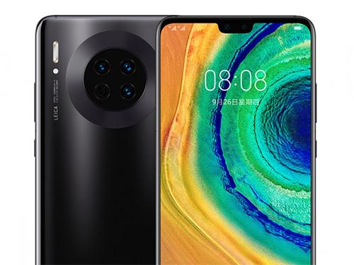 Huawei Mate 30 oficiálně