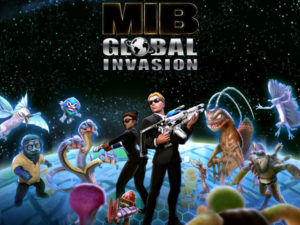 Hra Men in Black: Global Invasion