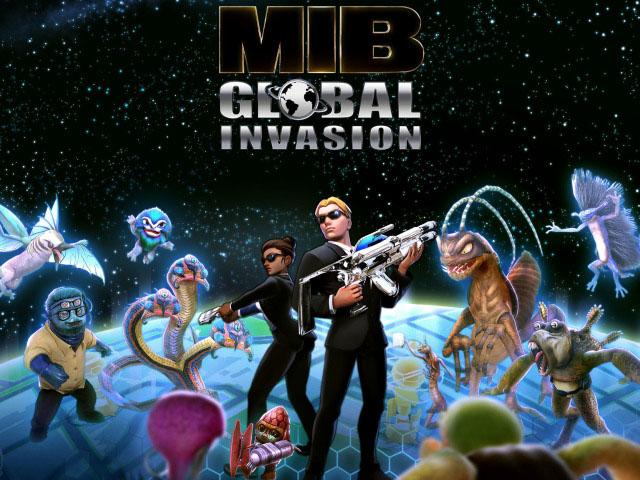 Hra Men in Black: Global Invasion