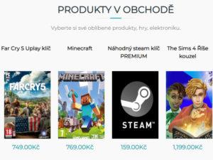 Obchod od Androiduj.cz