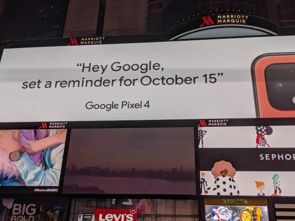 Google Pixel 4 Coral