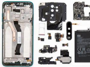 Rozdělaný Redmi Note 8 s G90T čipem