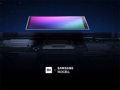 Samsung ISOCELL senzor
