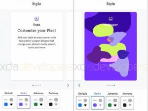 Uživatelé telefonu Pixel budou mít k dispozici více možností