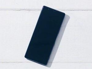 Sony Xperia 2 a novinářské foto
