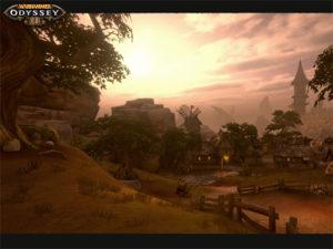 Warhammer: Odyssey oznámen na Android