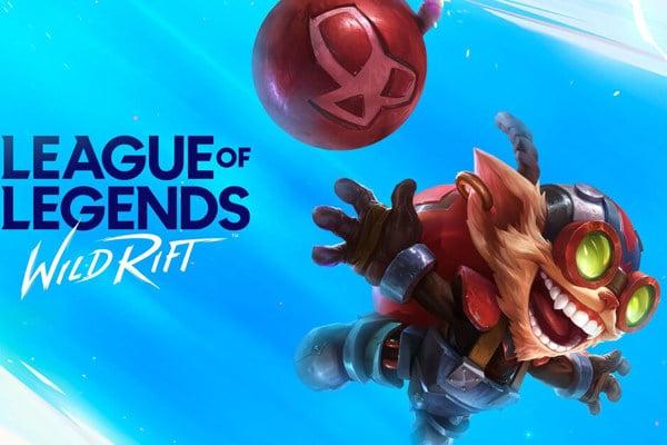 Hra League of Legends