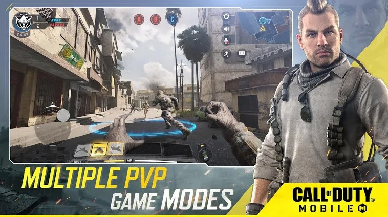 Call of Duty na mobilní telefon