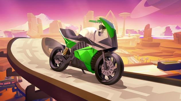 Hra Gravity Rider Zero
