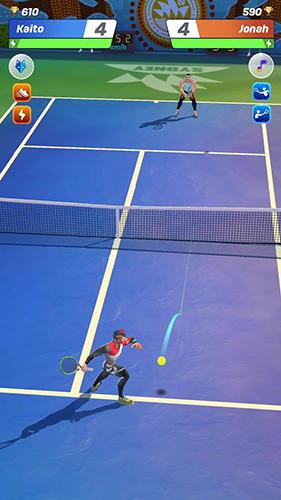 Hra Tennis clash