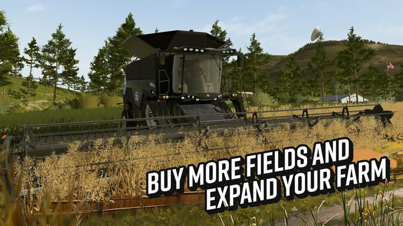 Hra Farming Simulator 20