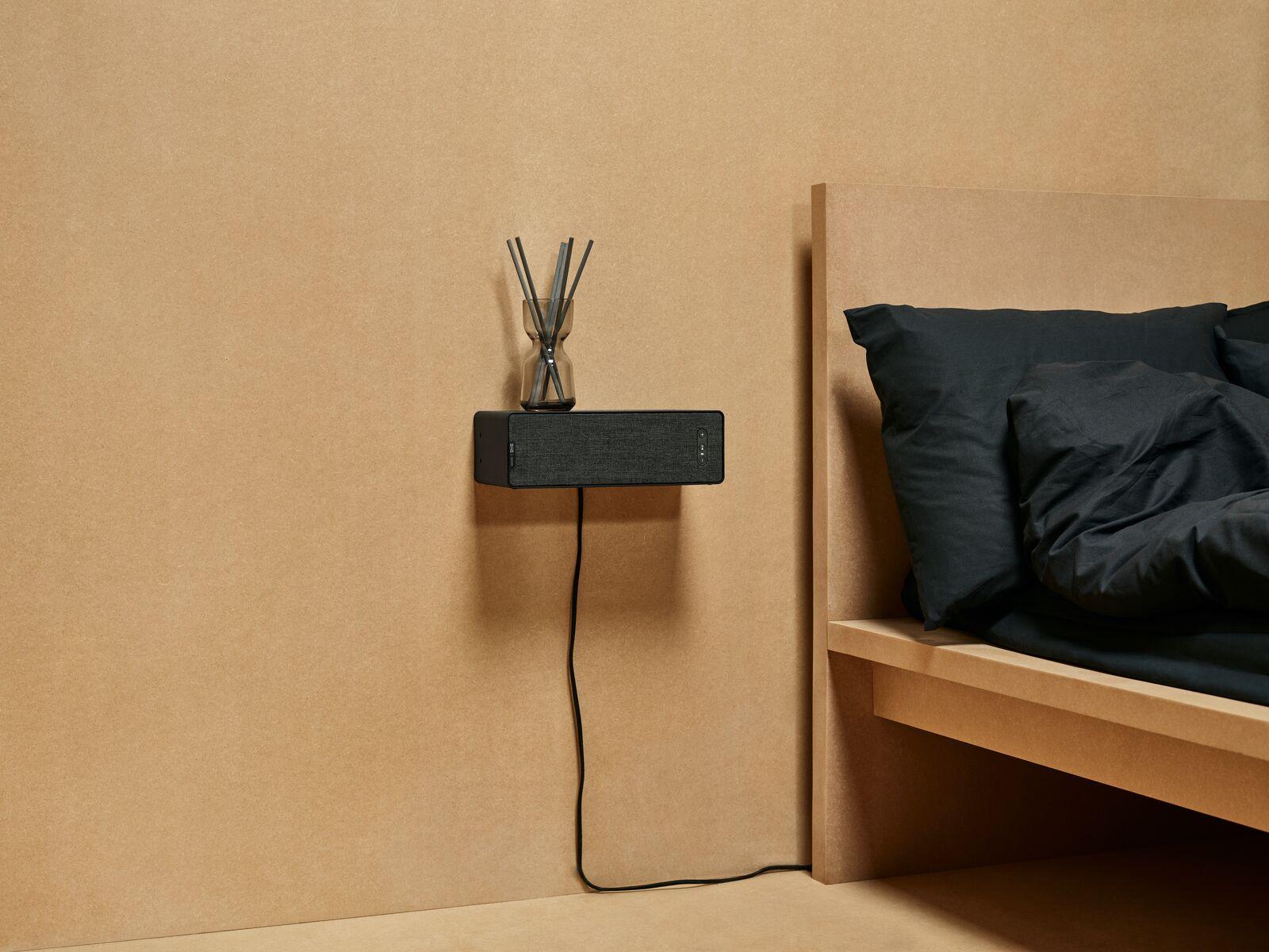 Reproduktory Wi-Fi od IKEA a Lampy