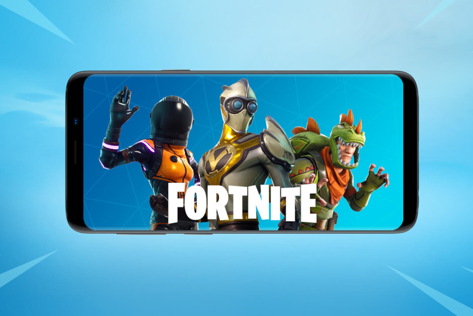 Fortnite na Google Play