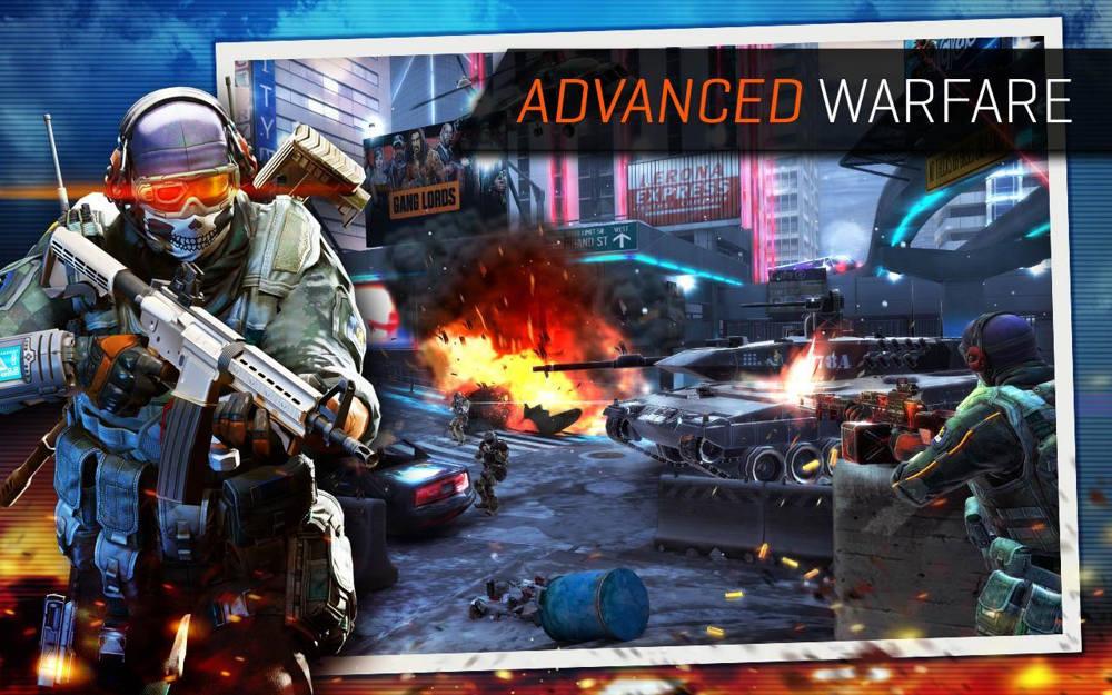 Hra na PC Frontline Commando