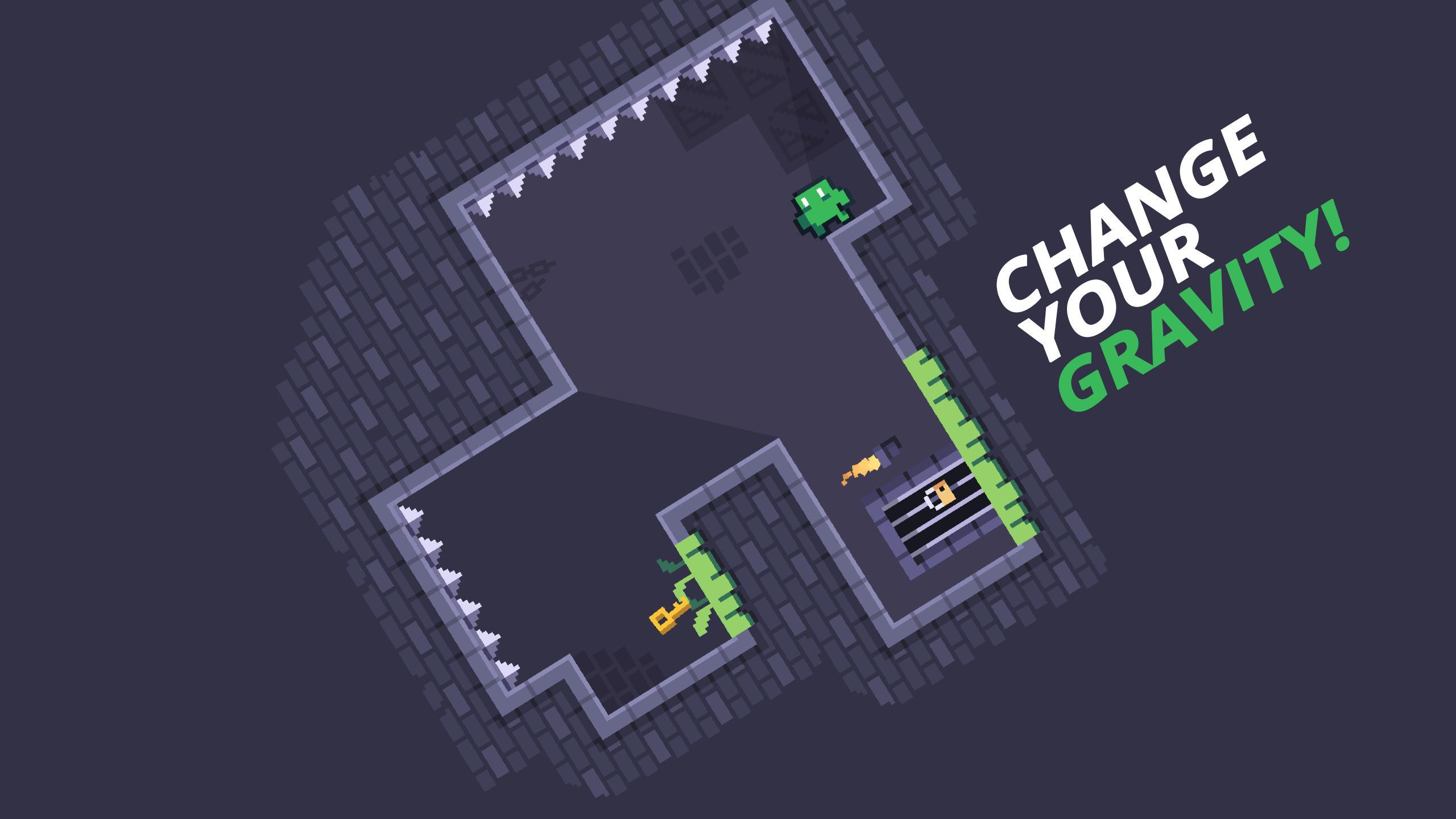 Hra na mobil Alien Escape