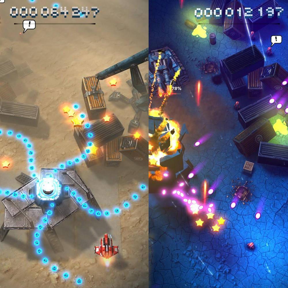 Hra na PC Sky Force Reloaded
