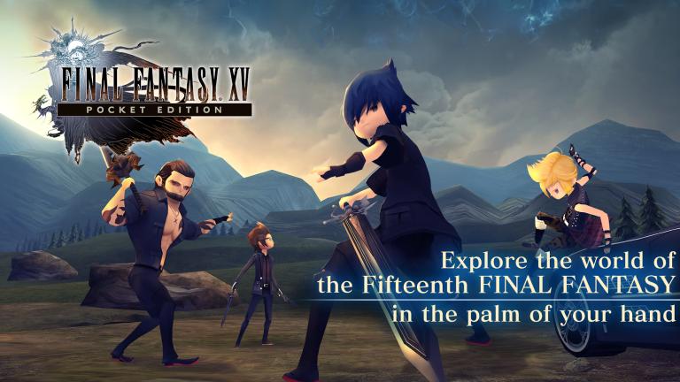 Hra na PC Final Fantasy XV Mobile MMORPG
