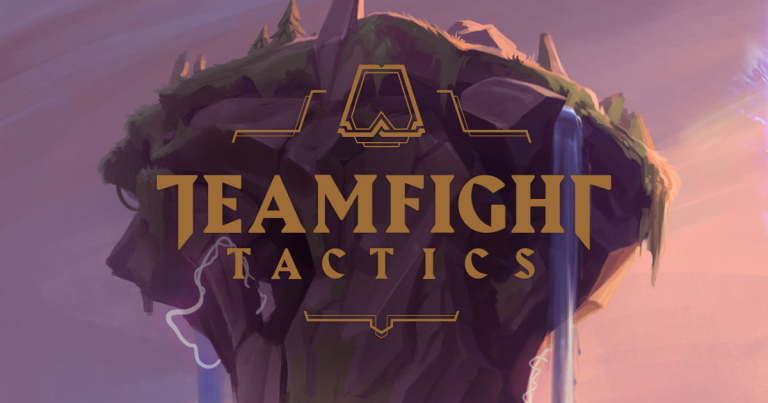 Hra Teamfight Tactics