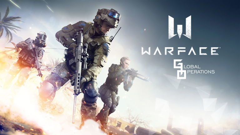 Hra na mobil Warface: Global Operations
