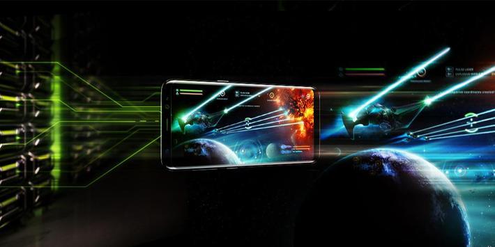 Aplikace na mobil NVIDIA GeForce NOW