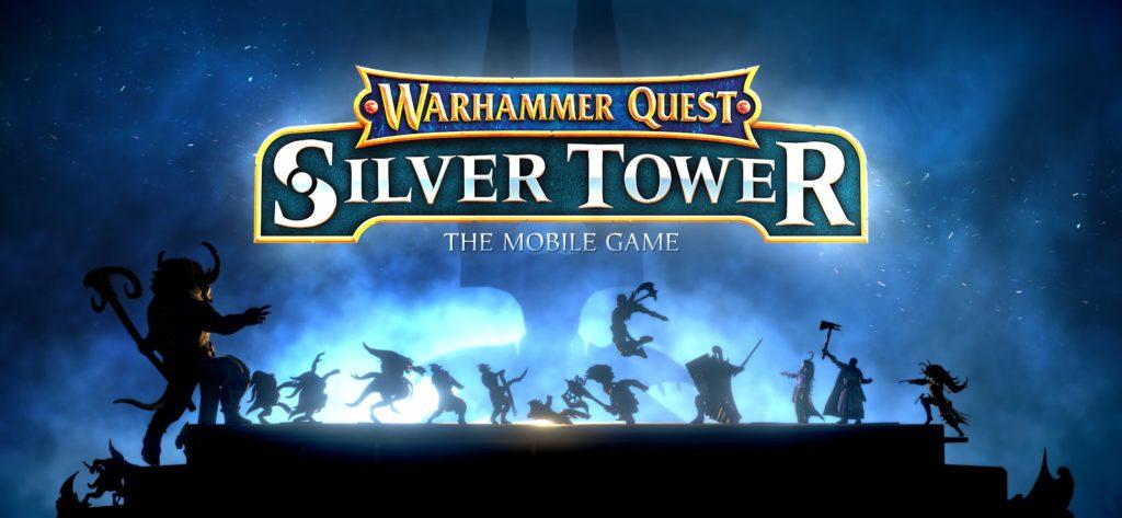 Hra Warhammer Quest: Silver Tower