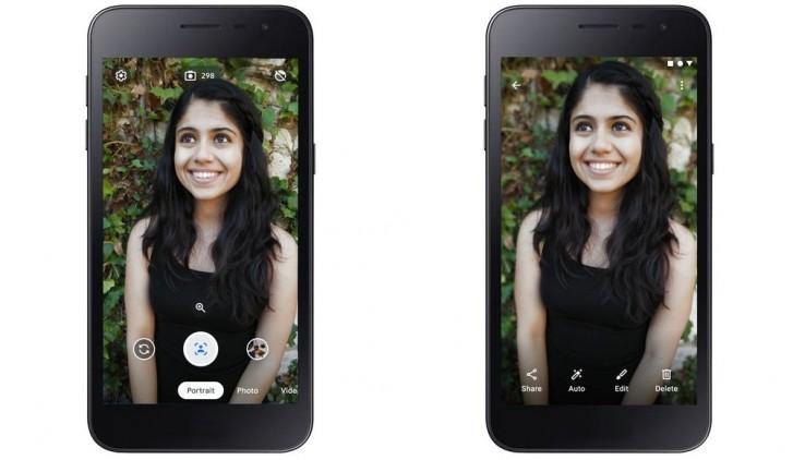 Camera Go aplikace