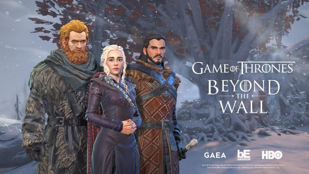 Hra na mobil Game of Thrones