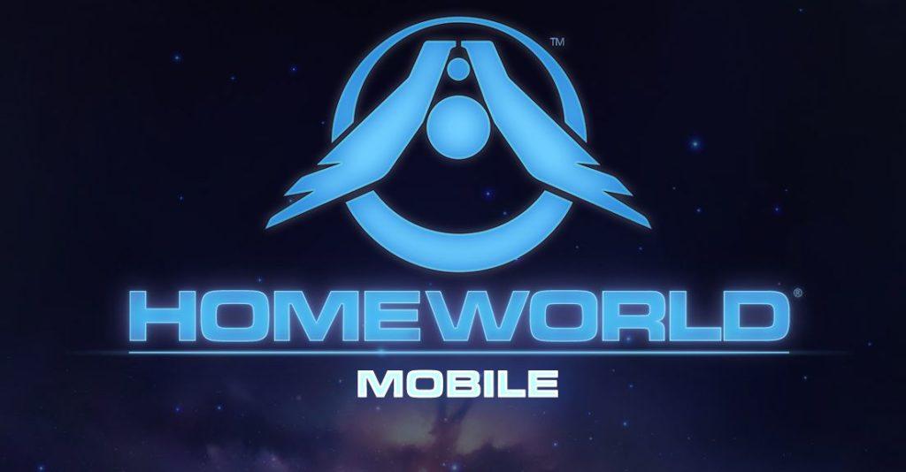 Hra na mobil Homeworld Mobile