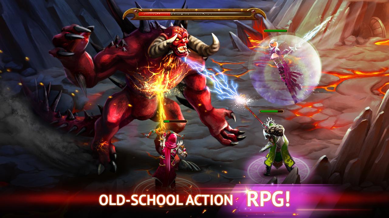 Hra Guild of Heroes