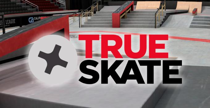 True Skate hra na mobil