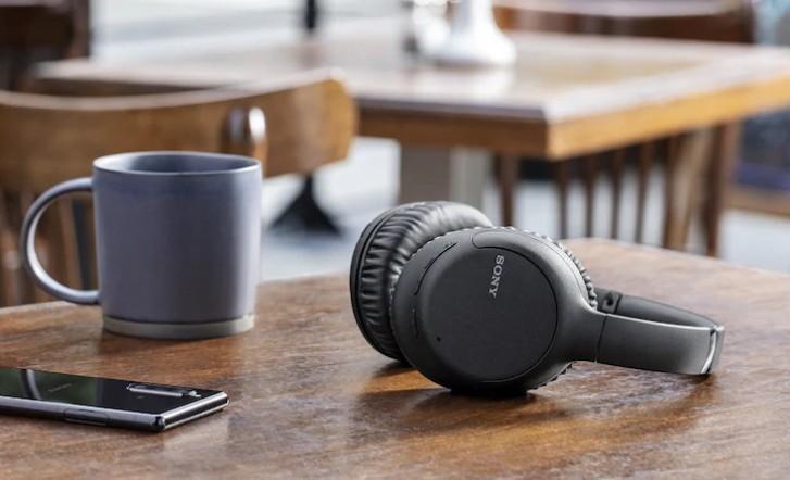 Sluchátka Sony 2020