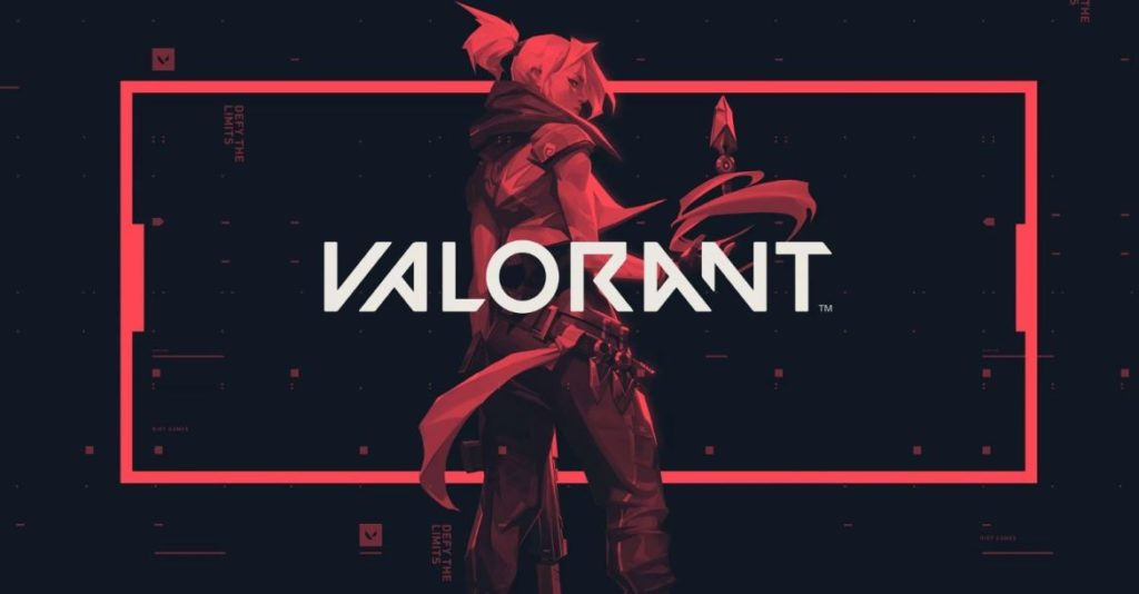 Hra na mobil Valorant