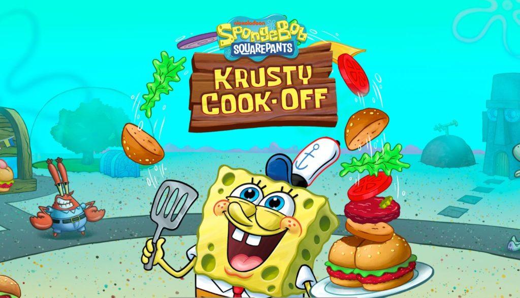 Hra na mobil SpongeBob